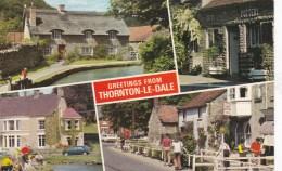 THORNTON LE DALE  MULTI VIEW - England