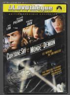 Capitaine Sky Et Le Monde De Demain Dvd - Fantasy
