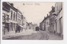 Poperinge - Yperstraat - Stoomtram ! - Poperinge