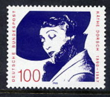 BRD 1990  Käthe Dorsch Centenary  MNH / **.  Michel 1483 - [7] Federal Republic