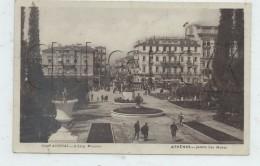 Athènes (Grèce) : La Place Des Muses En 1930 (animé) PF. - Griechenland