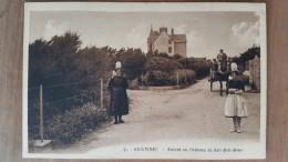 Guilvinec.entrée Du Château De Ker-men-meur. Artaud N ° 21 - Guilvinec