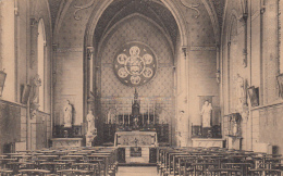 BELGIUM - Arlon - Pensionnat Des Soeurs Notre Dame - Interieur De La Chapelle - Arlon