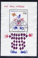 BRD 2000 Child Welfare Block Used.  Michel Block 53 - [7] Federal Republic