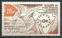 "Mauritanie YT 309 "" UAMPT "" 1973 Neuf** - Mauritania (1960-...)"