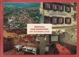 NIEDERBRONN - WINSTUEBEL ZUEM BUERESTUEBEL - Niederbronn Les Bains