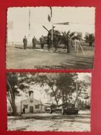 TANK ALGERIE PHOTO 1957 - Guerre, Militaire