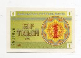 Kazakistan - 1993 - Banconota Da 1 Tiyn - Nuova -  (FDC307) - Kazakistan