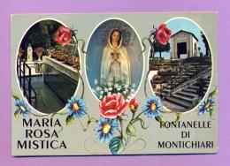 Maria Rosa Mistica - Fontanelle Di Montichiari - Brescia