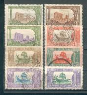 France ; Tunisie (protectorat) ; 1906-26 ; Lot : 12 ; Oblitéré - Tunisie (1888-1955)