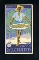 Chromo SUCHARD. Art Nouveau (Ref. 110972) - Suchard