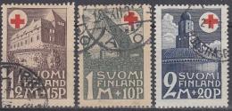 Finlandia 1931 Nº 161/63 Usado - Finlandia