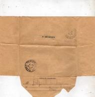 Télégramme - Avis De Payement D'un (1) Mandat Carte - De Nérac à Buzet - Postes Et Télégrammes - 02/09/27 - Non Classificati