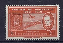 150026170  VENEZUELA  YVERT  Nº  596  **/MNH - Venezuela
