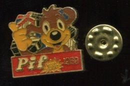 Pin´s - PIF Et Son Gadget - Journal 1969 - BD