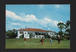 PORTUGAL ESTORIL GOLF CLUB 1960 Years Postcard - Portugal