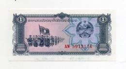 Laos -  - Banconota Da 1 Kip - Nuova -  (FDC314) - Laos