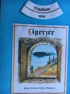 1617 - Suisse Berne Lac De Bienne Ligerzer 1991 - Etiquettes