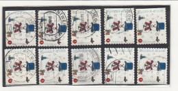 4192 +abc  O  Stempels Kunnen Verschillen - Carnets 1953-....