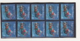 4087 +abc  O  Stempels Kunnen Verschillen - Carnets 1953-....