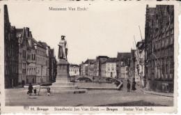 Brugge - Stanbeeld Jan Van Eyck - Albert N° 44 - Brugge