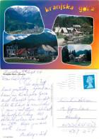 Kranjska Gora, Slovenia Postcard Posted 2004 Stamp - Slovenia