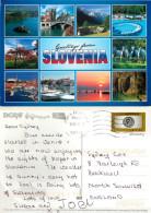 Multiview, Croatia Postcard Posted 2013 Stamp - Croatia