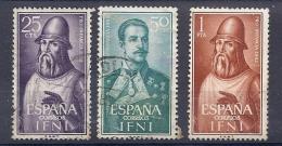 150026218  IFNI  ESPAÑA  EDIFIL  Nº  187/9 - Ifni