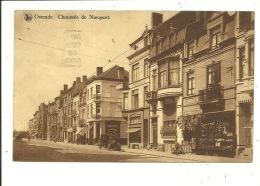Oostende Ostende Chaussée De Nieuport - Oostende
