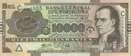 PARAGUAY 10000 GUARANIES 2004 P-224a UNC PICK PLATE SER: C00905503 [ PY842a ] - Paraguay