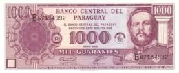 PARAGUAY 1000 GUARANIES 2003 P-214c UNC  [ PY835b ] - Paraguay