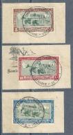 "Sonderausgaben  ""Congrès International Du Coton, Cairo""            1927 - Egypt"