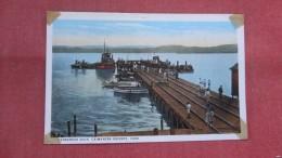 Cuba    Caimanera  Dock  Scotch Tape On Cornors= Ref 2329 - Cuba