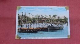 Cuba   Guantanamo Bay  Deer Point Landing US  Navy  Scotch Tape On Cornors= Ref 2329 - Cuba