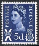 Scotland SG S11 1968 5d Unmounted Mint - Regional Issues