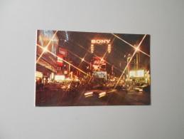 ETATS UNIS NY NEW YORK CITY TIME SQUARE - Time Square