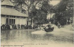 Exposition De NANCY -44-le Water-Chute -ed. Impr. De Nancy - Nancy