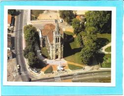 SAINT JEAN D'ILLAC - 33 - Vue Aérienne De L'Eglise - Presbytère - ENCH - - Autres Communes
