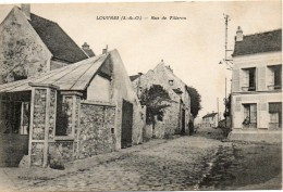Rue De Villeron - Louvres