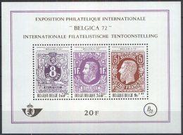 BELGIEN 1970 MI-NR. Block 42 ** MNH (100) - Blocs 1962-....