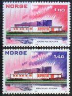 NORWEGEN 1973 MI-NR. 662/63 ** MNH (100) - Norwegen