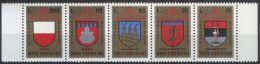 SAN MARINO 1974 MI-NR. 1070/74 ** MNH (100) - San Marino