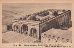 G , Cp , IRAN , Palais Sassanide De Sârvistan ( Reconstitution) - Iran