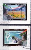 PIA - ITALIA : 2012 : Europa  - (SAS  33325-26) - 2011-...: Usati