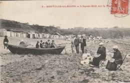 50 - DONVILLE LES BAINS - L'Après Midi Sur La Plage - France