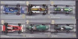 GRAN BRETAGNA FORMULA 1 CARS MCLAREN / LOTUS/WILLIAMS..2972/77 MNH - Automovilismo