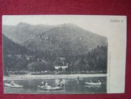 ROMANIA / LACUL STIOCILOR - CSIKÁS TÓ / TUSNAD / 1904 - Rumänien