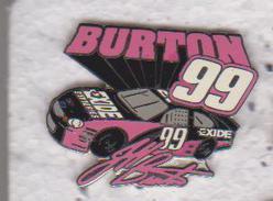 PIN'S RALLYE USA  BURTON 99 - Rallye