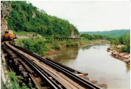 Thai Dead Railway - Kanchanaburi / Thailand