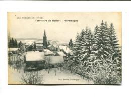 CP - Giromagny (90) - Giromagny